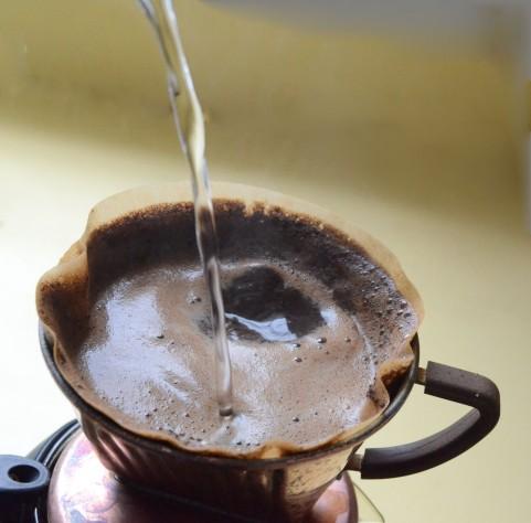 コーヒードリップの画像
