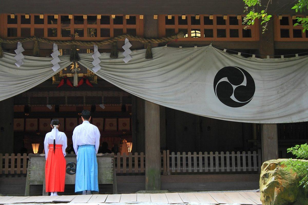 神社と神主