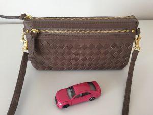 閉じた状態のお財布